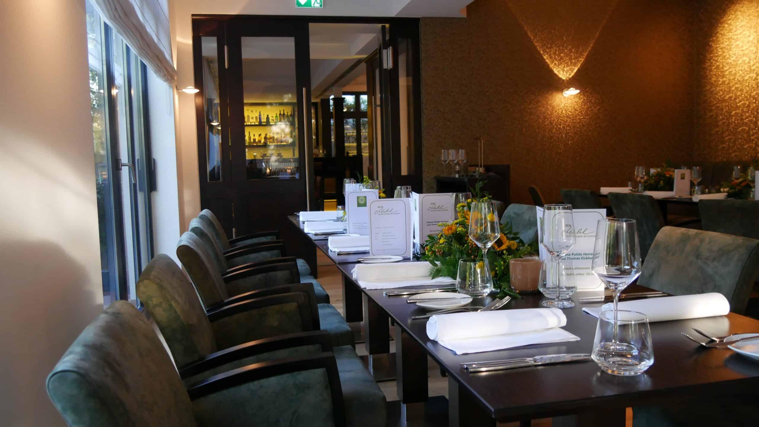 Restaurant merk.Mahl in Erkrath bei Düsseldorf